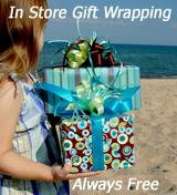 Gift Wrapping - Free