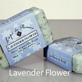 Lavender Flower French Soap