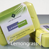 Lemongrass French Soap