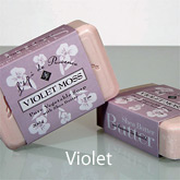 Violet French Soap
