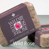 Wild Rose French Soap